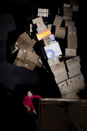 カミーユ・ボワテル『リメディア』 © Vincent Beaume