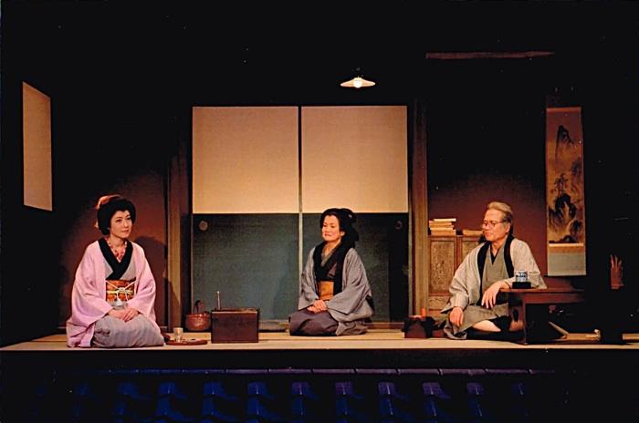 みつわ会第18回公演『万太郎と松太郎』より『遊女夕霧』
