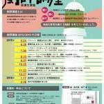 劇評講座2015/2016