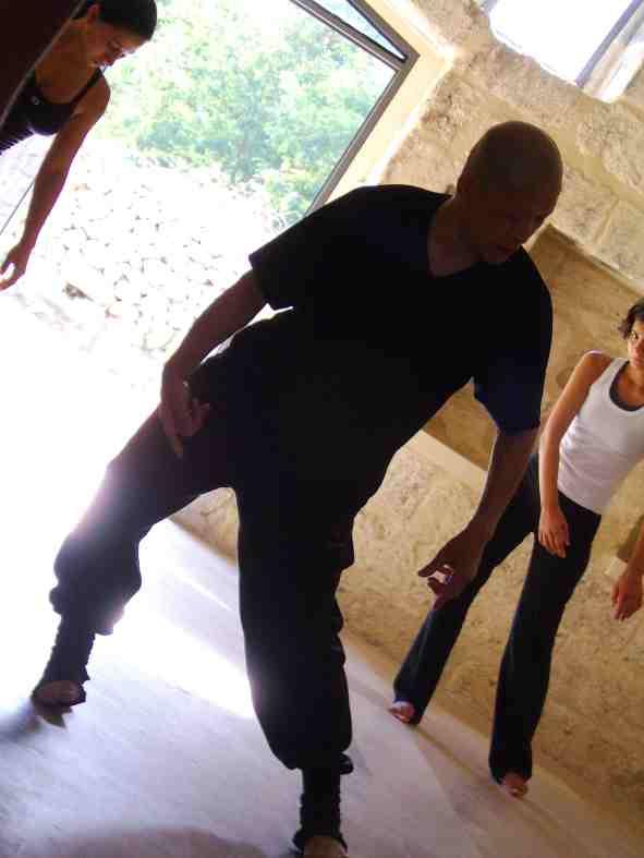 Workshop, Torcito Parco Danza I, Lecce, 2008. Photo: Francesca Nuzzo.
