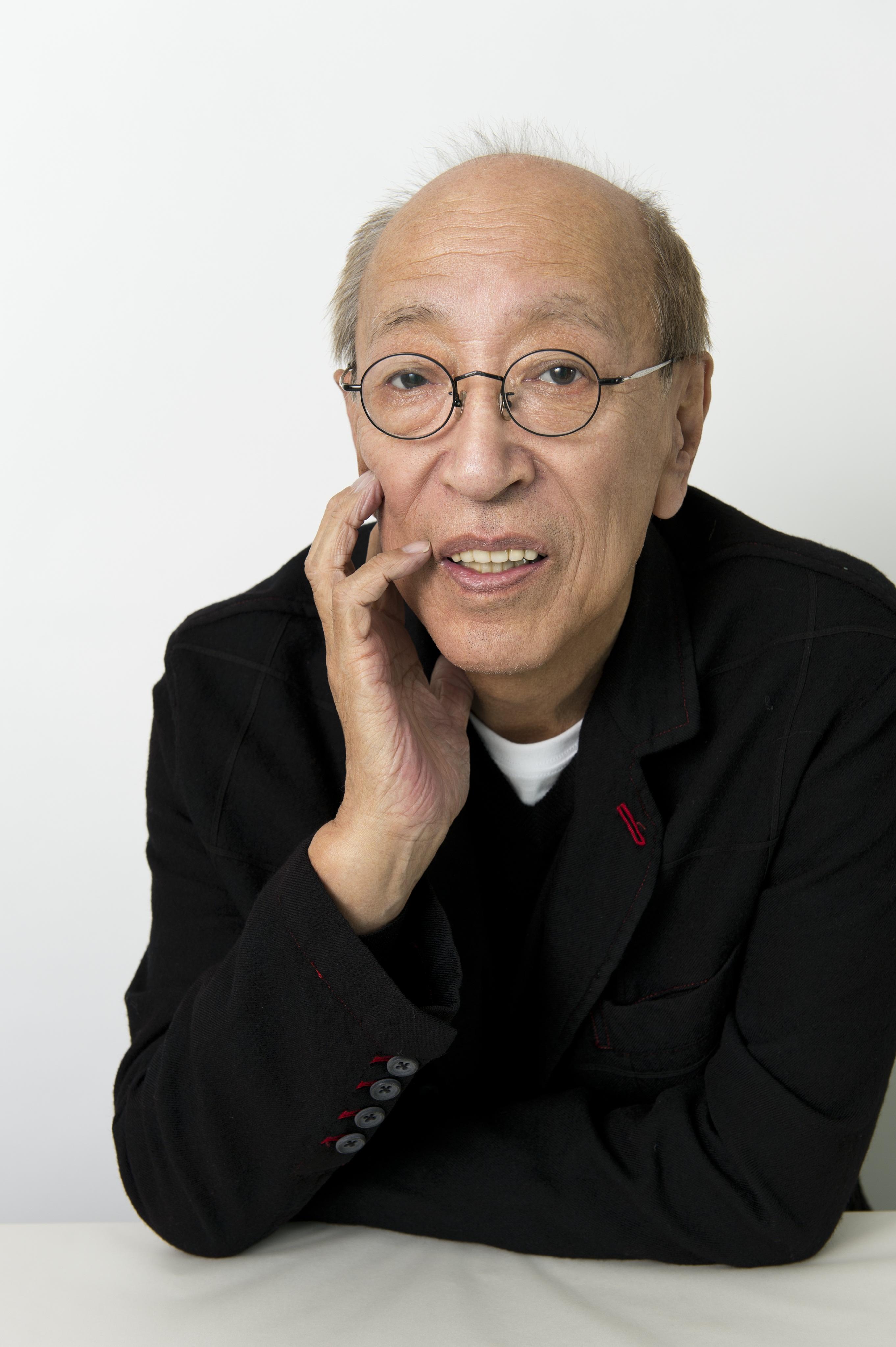 蜷川幸雄 撮影:細野晋司