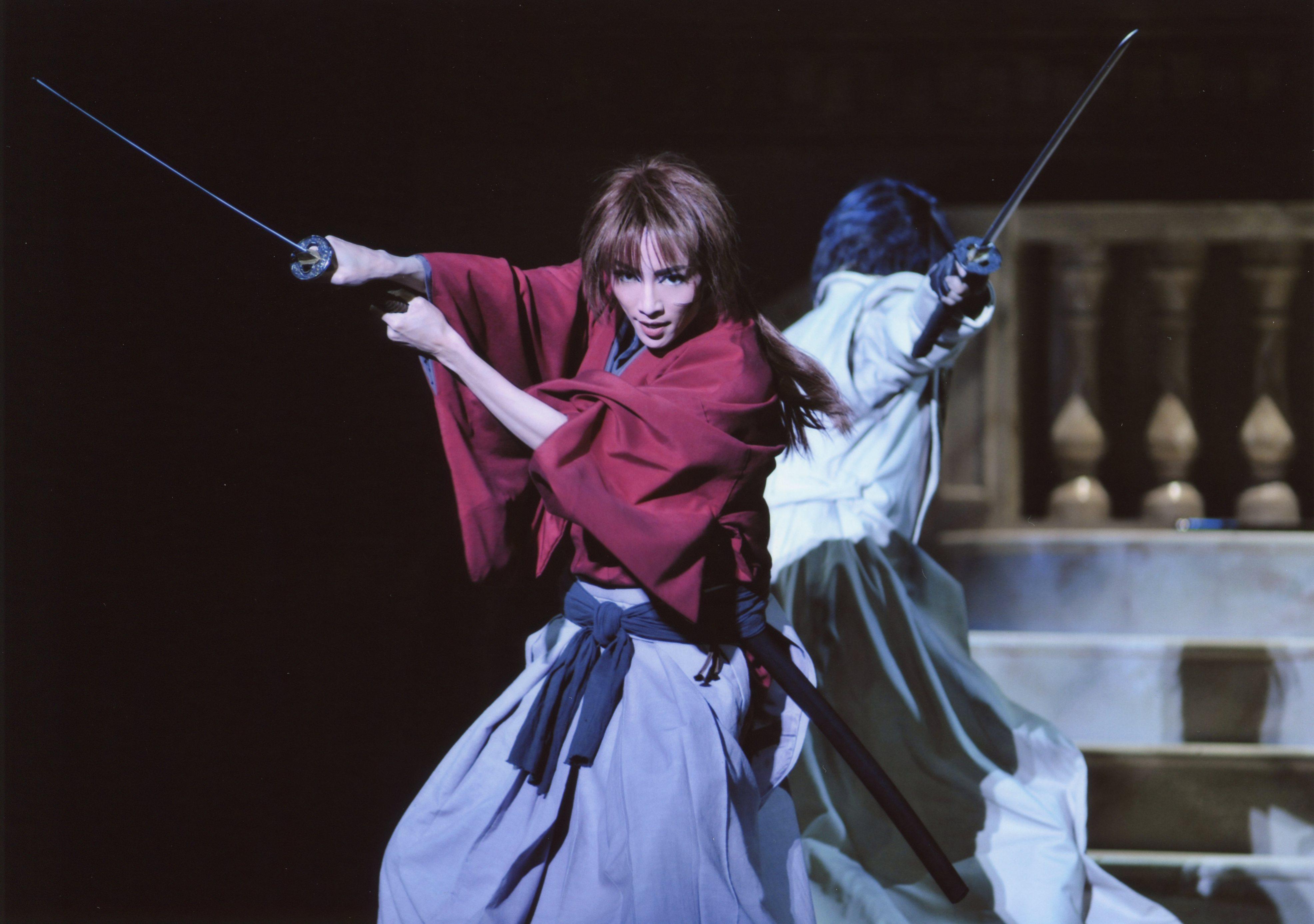 宝塚歌劇雪組『るろうに剣心』 早霧せいな