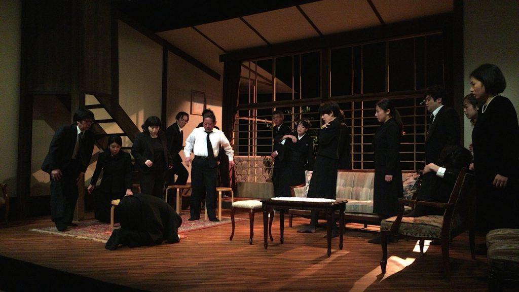 椿組『始まりのアンティゴネ』(瀬戸山美咲作・演出)