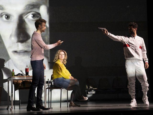 第3回座談会演劇時評(2)(2019年10月上演分)東京芸術祭主催公演『暴力の歴史』