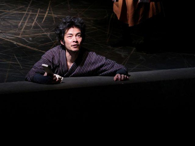 新国立劇場主催公演『斬られの仙太』 作=三好十郎 演出=上村聡史 第8回座談会演劇時評3(2021年3・4月上演分)